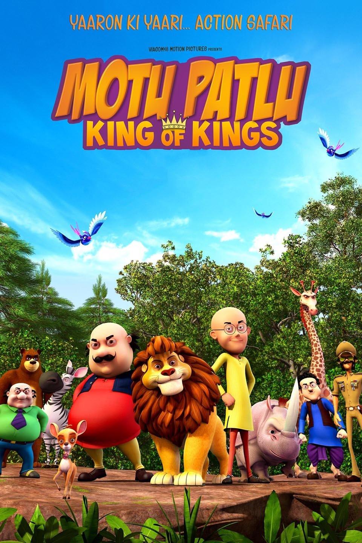 Motu Patlu King Of Kings 2016 Full Movie Download Bluray