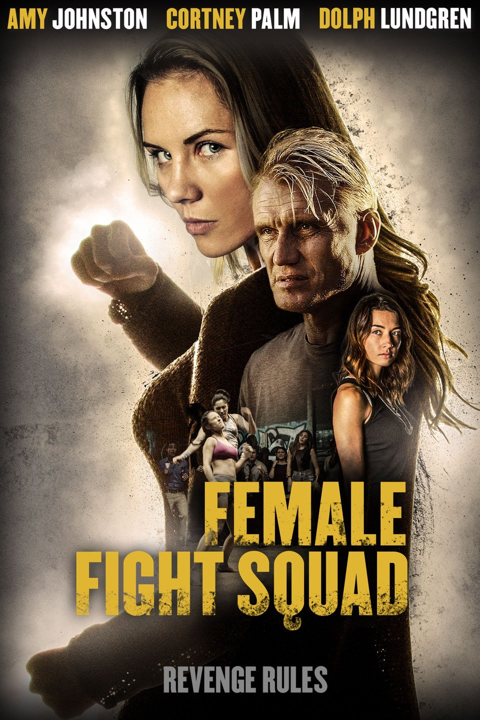 Female Fight Squad-Female Fight Club
