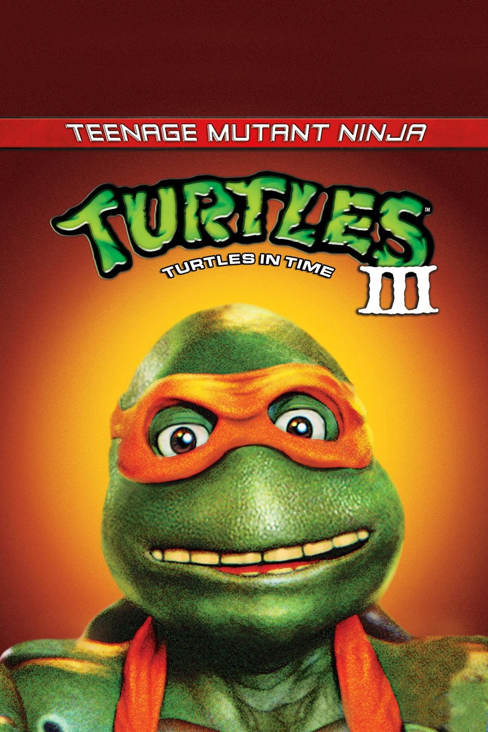 Teenage Mutant Ninja Turtles III-Teenage Mutant Ninja Turtles III