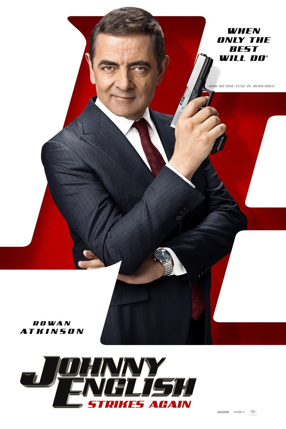 Image result for Johnny English Strikes Again