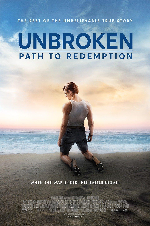 Image result for UNBROKEN: PATH TO REDEMPTION movie