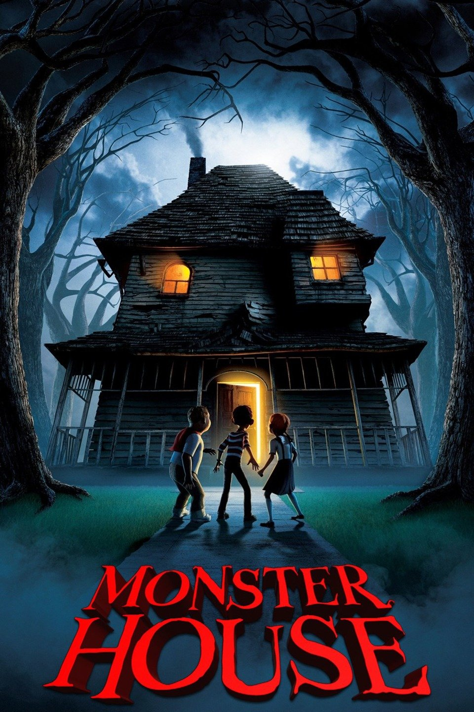 Monster House-Monster House