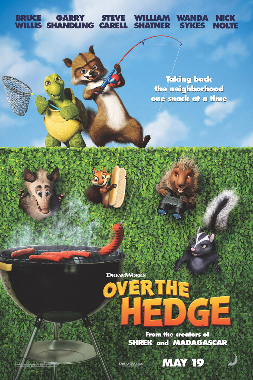 Over the Hedge-Over the Hedge