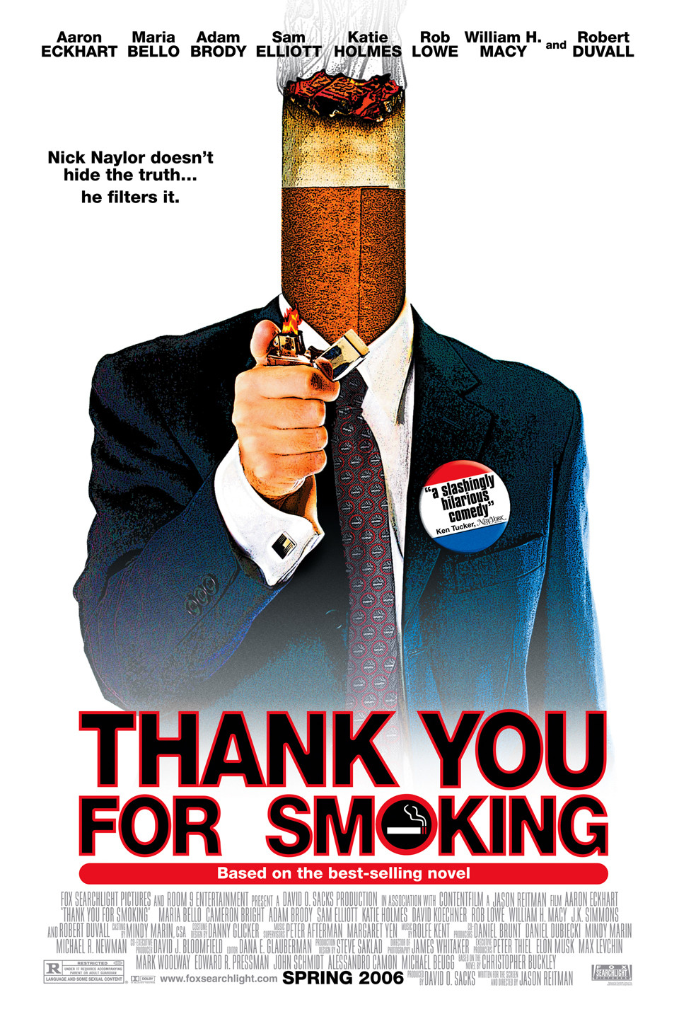 Thank You for Smoking-Thank You for Smoking