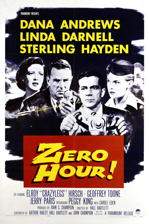 Resultado de imagen para zero hour movie