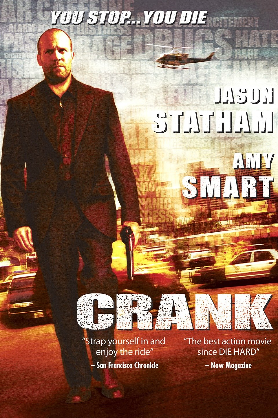 Crank 2006 Movie Dual Audio Download Full HD 480p 150MB