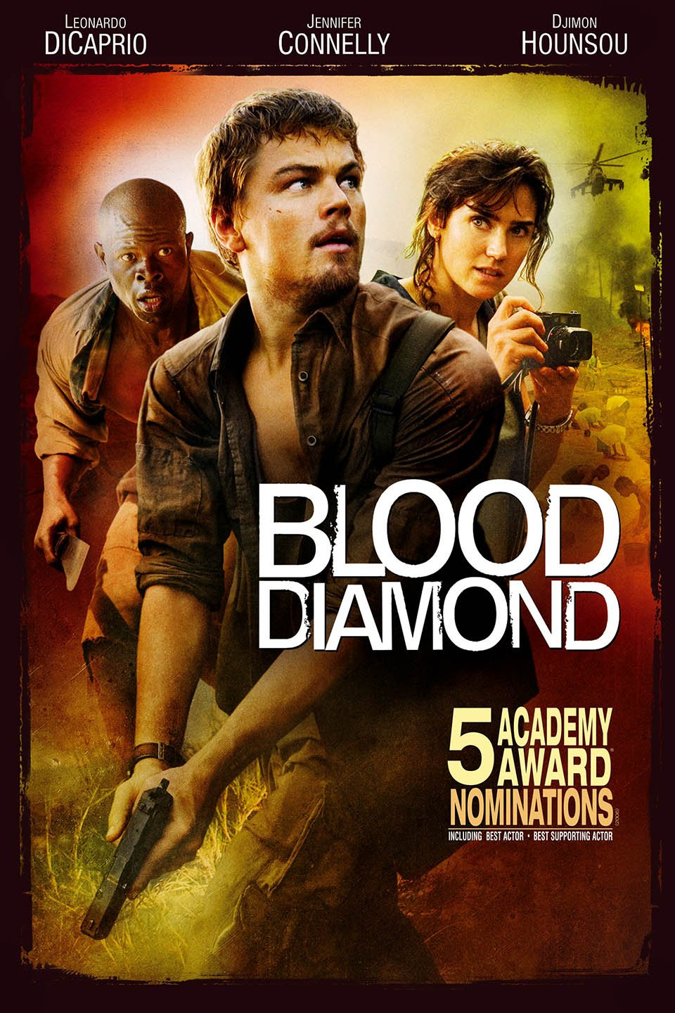 Blood Diamond-Blood Diamond