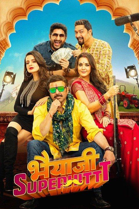 Download Bhaiaji Superhit (2018) Hindi Full Movie 480p | 720p
