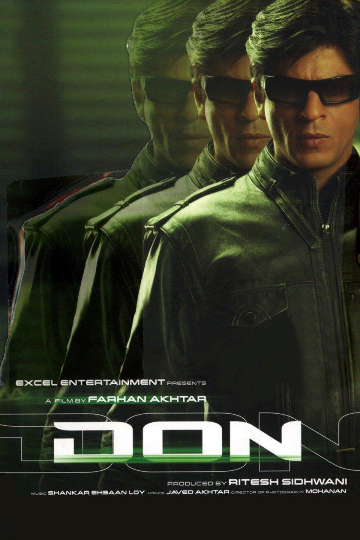 Don Hindi Movie Free Download 2006 720p BluRay