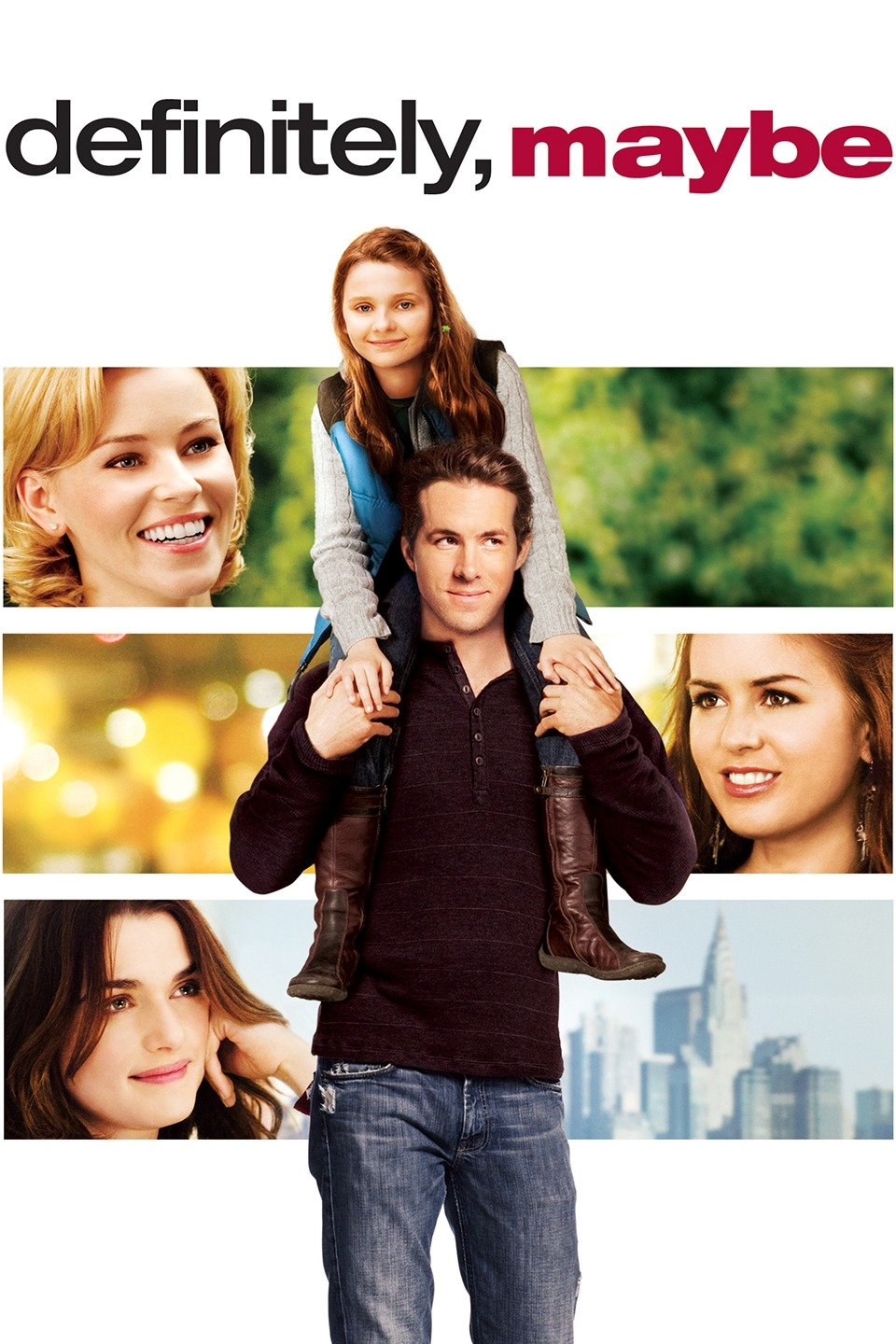 Definitely, Maybe-Definitely, Maybe