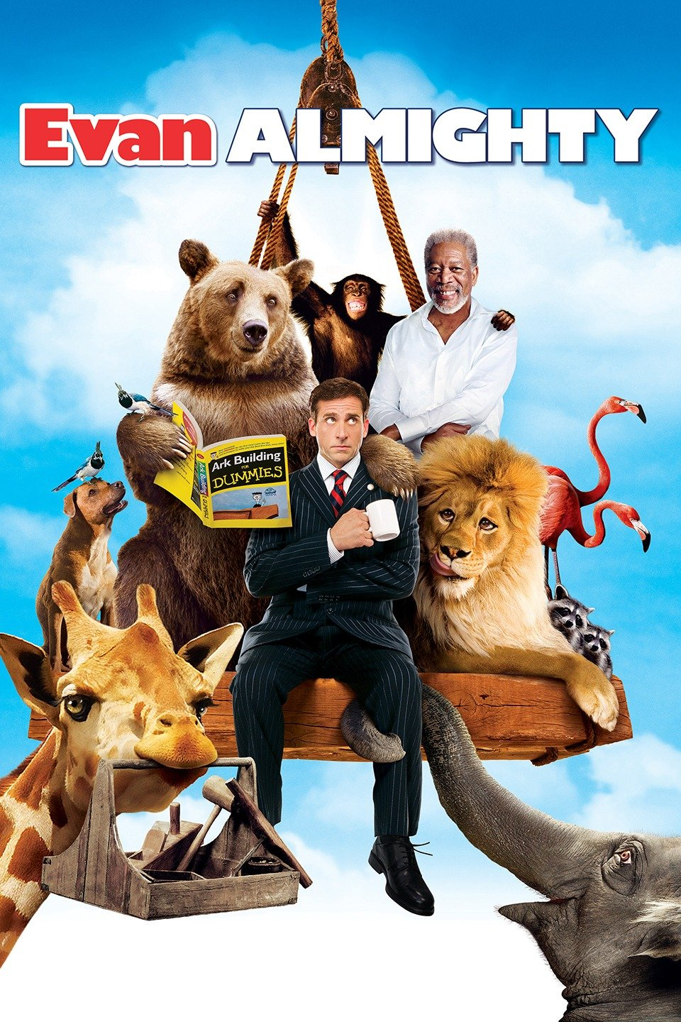 Image result for Evan Almighty
