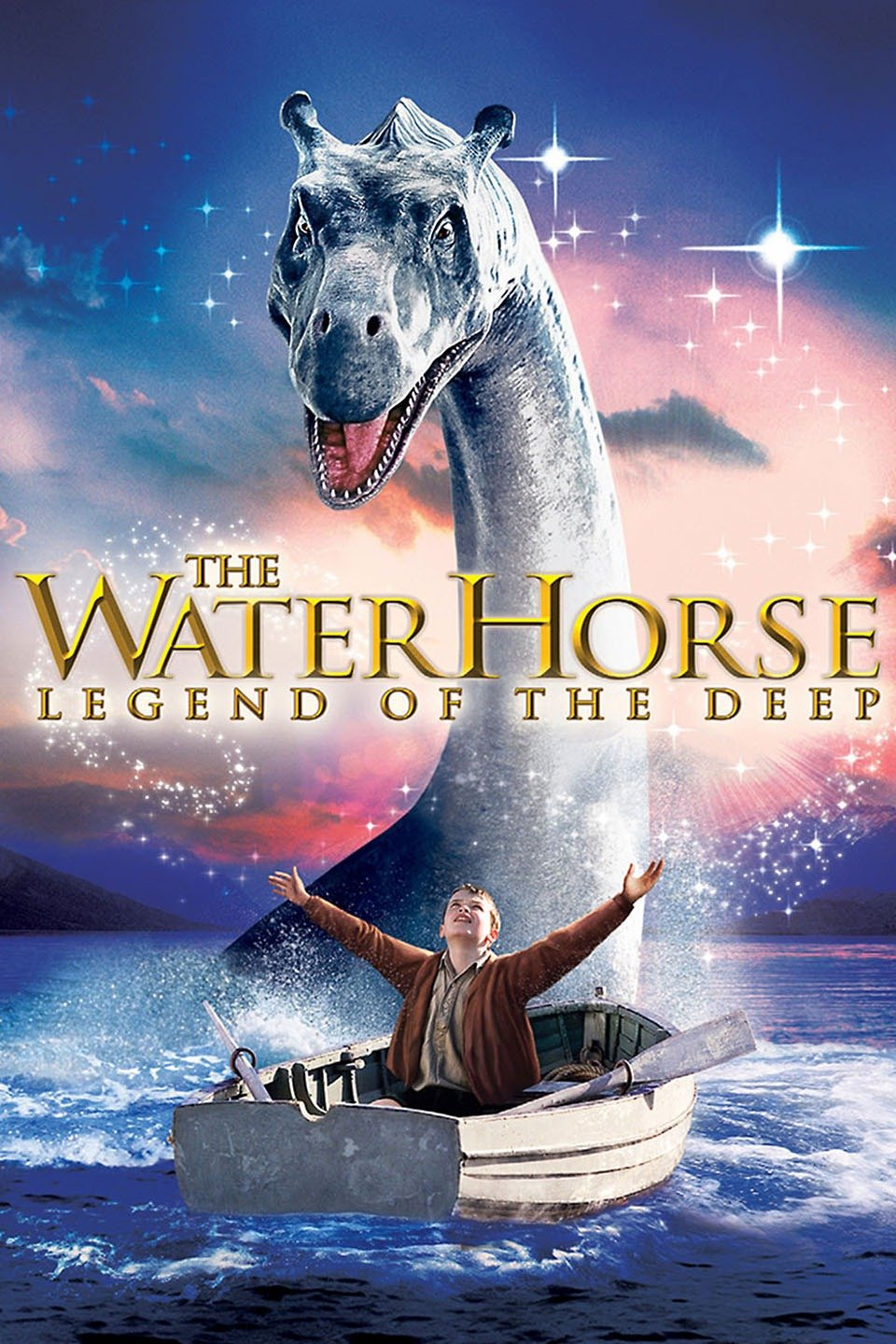 The Water Horse- Legend Of The Deep