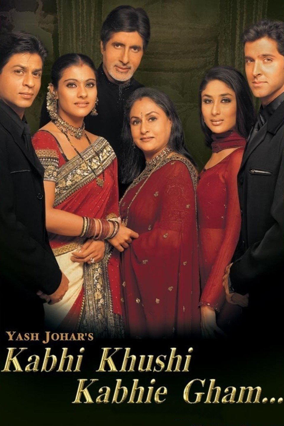 Kabhi Khushi Kabhie Gham Full Movie Download HD DVDRip