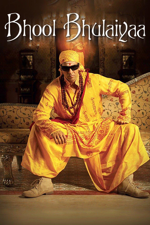 Bhool Bhulaiyaa 2007 Hindi FullMovie Free Download HDRip 720p