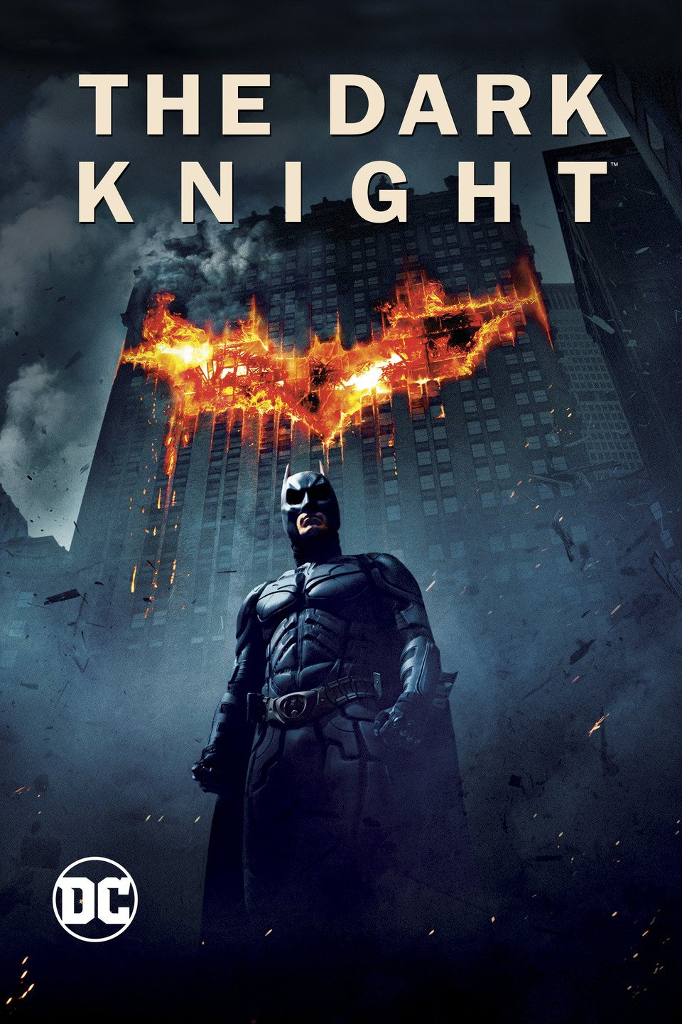 Batman: The Dark Knight-The Dark Knight