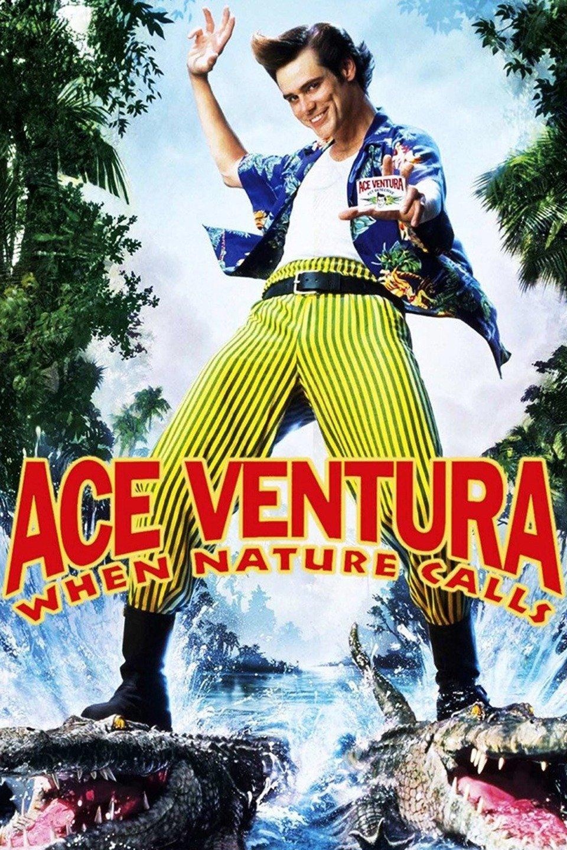 Ace Ventura 1995 Full Movie Download BluRay