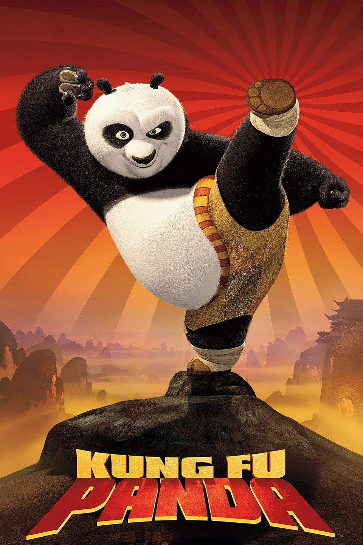 Kung Fu Panda Hindi Dual Audio Movie Download HD BluRay 720p