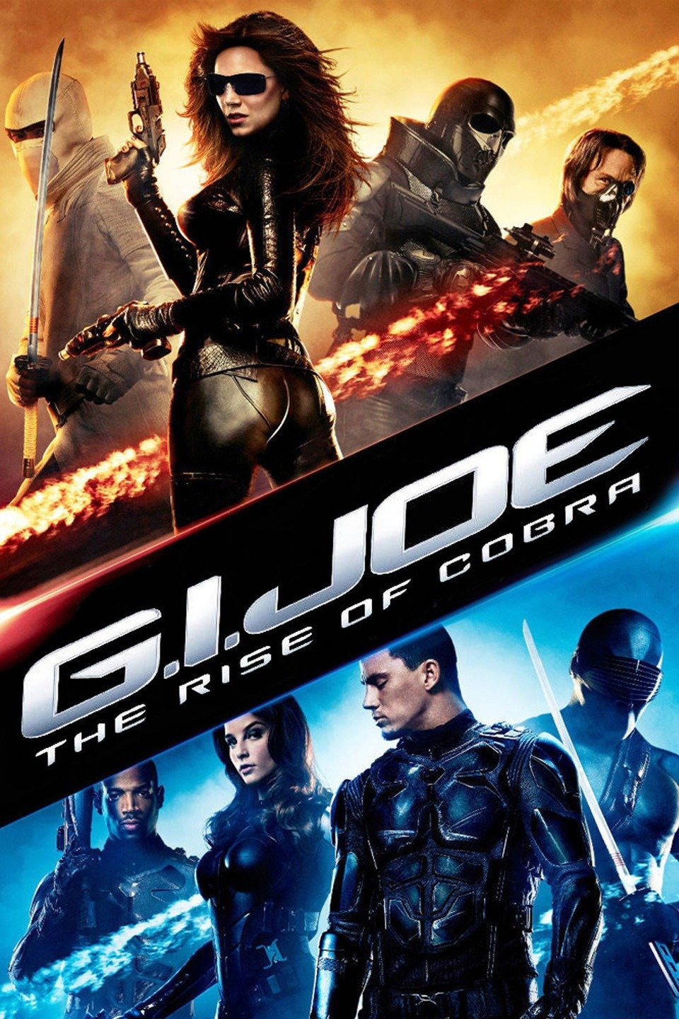 G.I. Joe: The Rise of Cobra-G.I. Joe: The Rise of Cobra