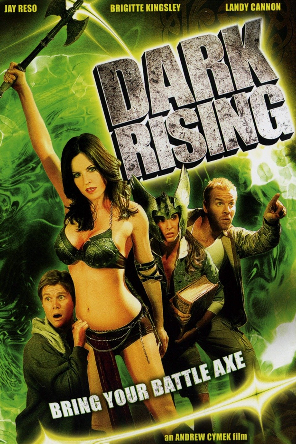 Dark Rising 2: Summer Strikes Back-Agency of Vengeance: Dark Rising