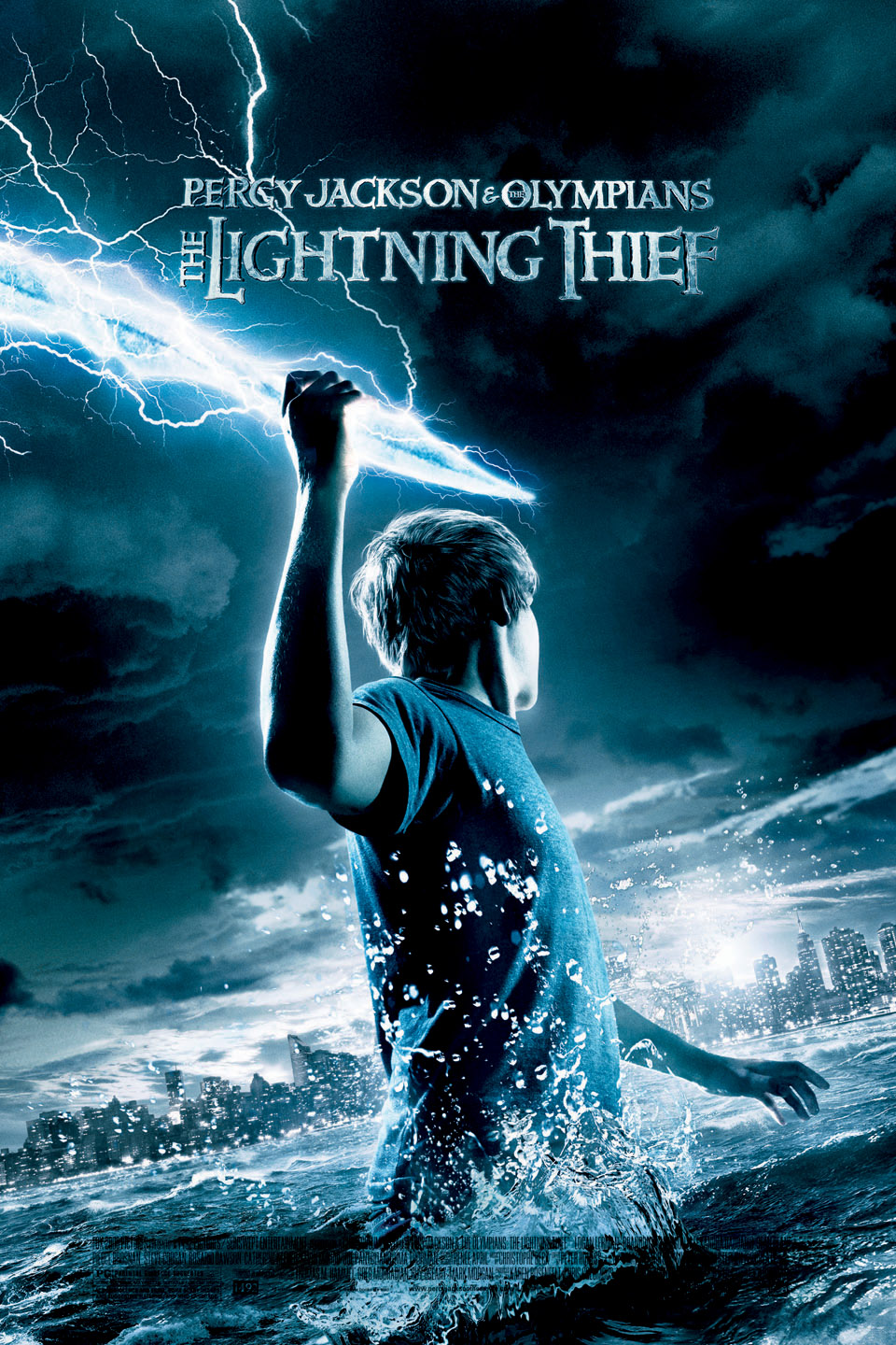 Percy Jackson & the Olympians: The Lightning Thief-Percy Jackson & the Olympians: The Lightning Thief