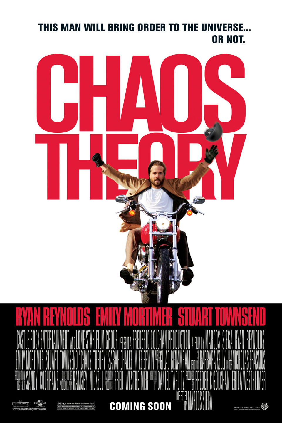 Chaos Theory 2008 Movie Download BluRay