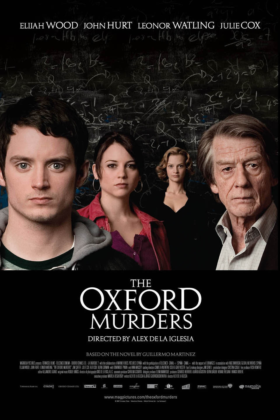 The Oxford Murders-The Oxford Murders