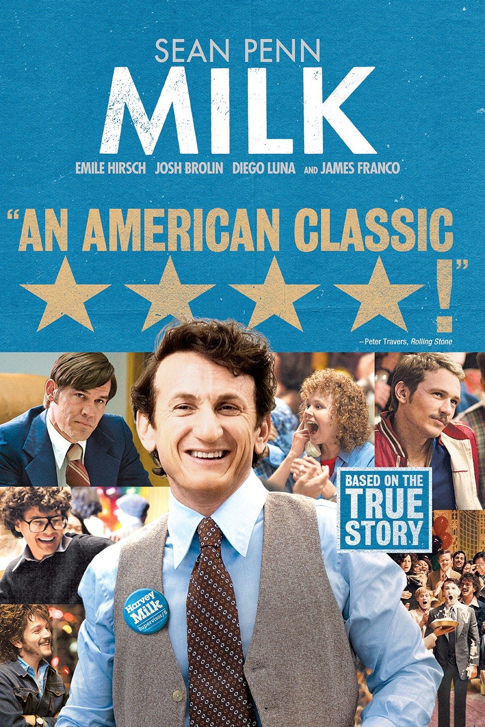 """Milk""- Sean Penn smiling"