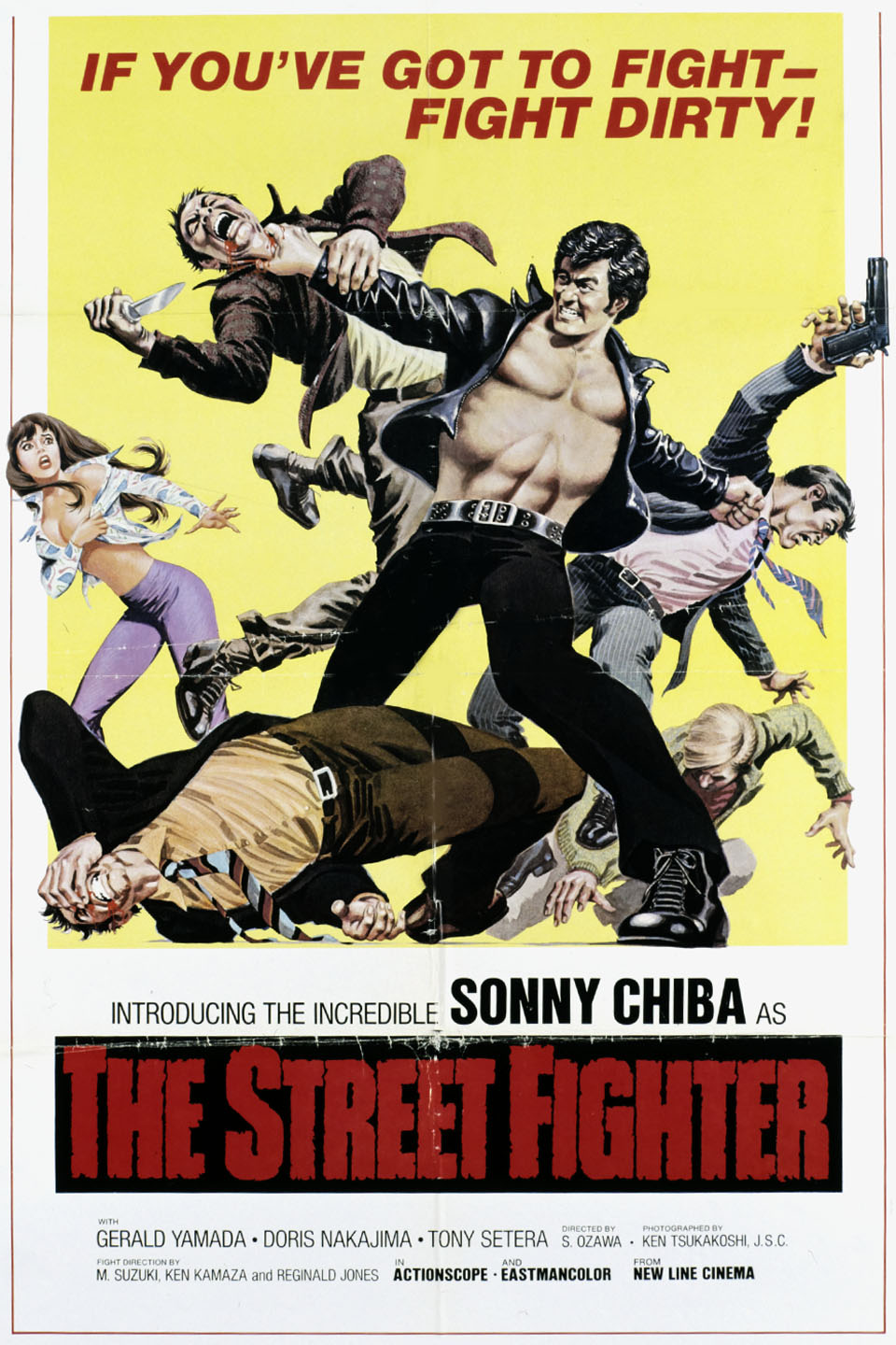 The Streetfighter (1974) Hindi Dubbed Free Movie Download & Watch Online
