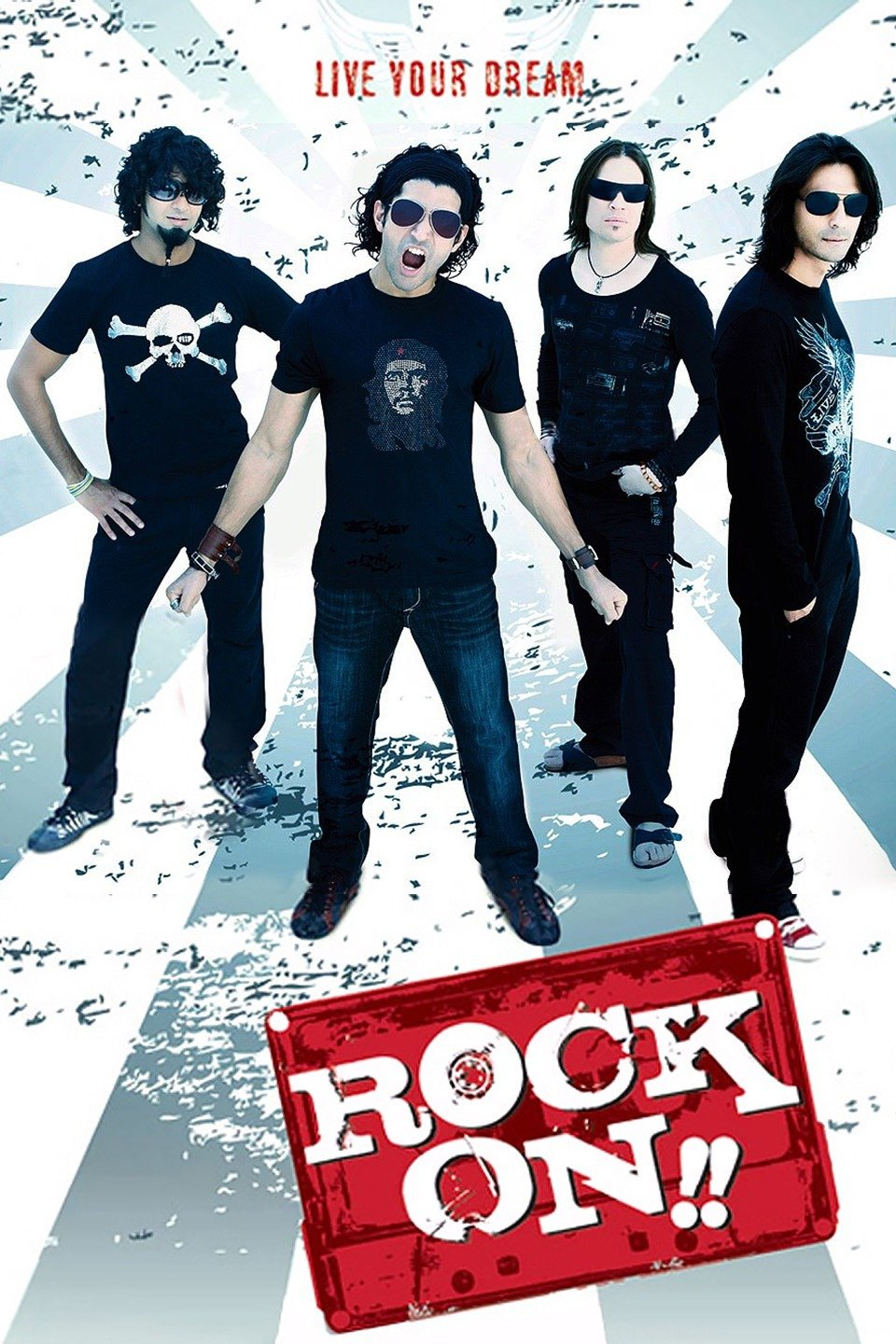 Rock On Hindi Movie Free Download 2008 720p BluRay