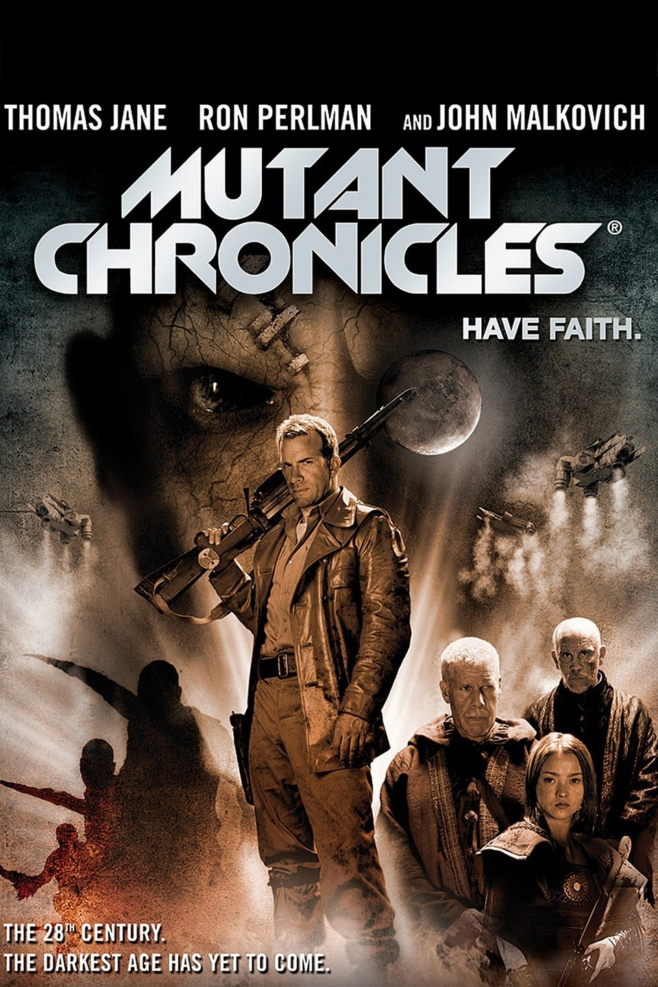 Mutant Chronicles-Mutant Chronicles