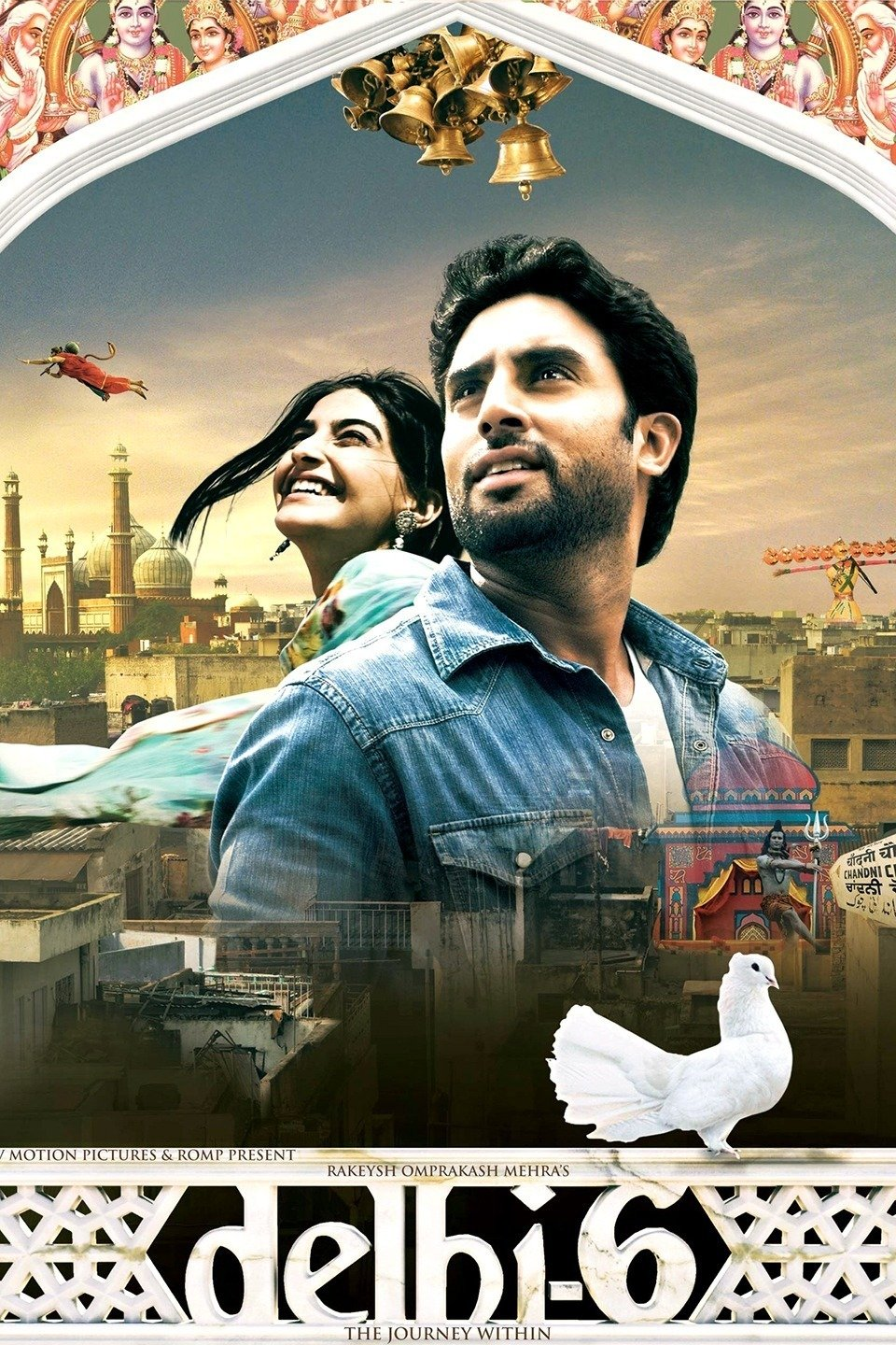 Delhi 6 2009 Hindi Movie Download Watch Online DVDRip