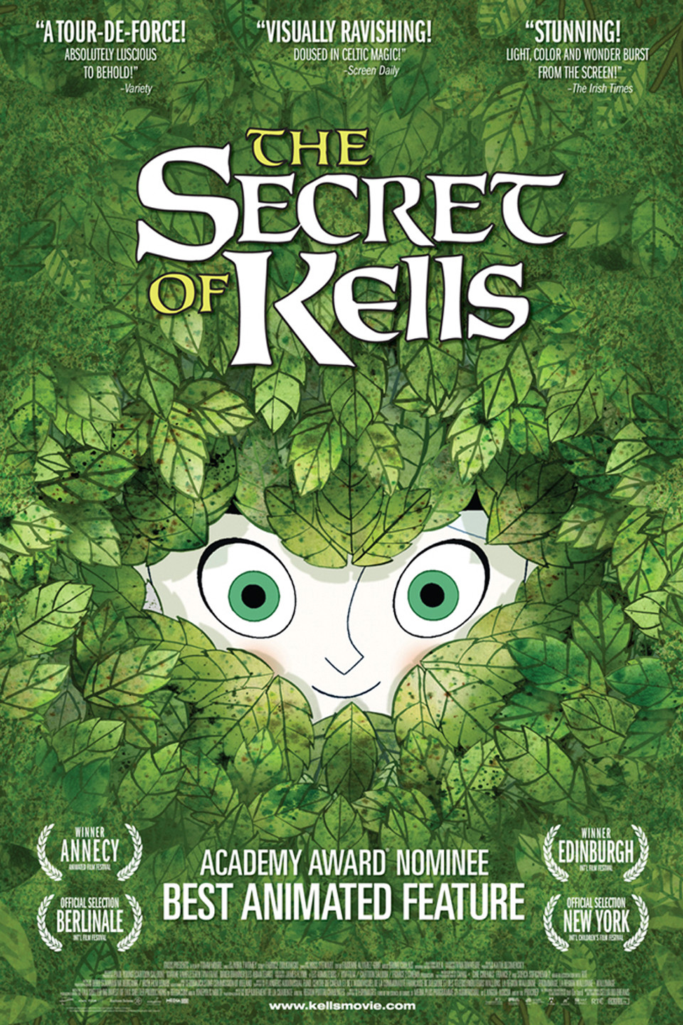 The Secret of Kells-The Secret of Kells