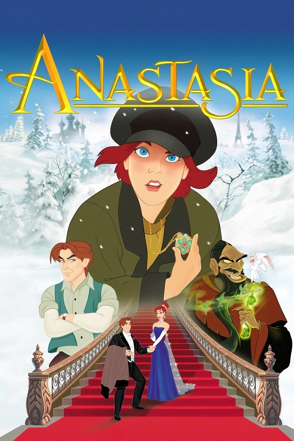 [MOVIE] Actors That Are Casted If ANASTASIA (1997) Is