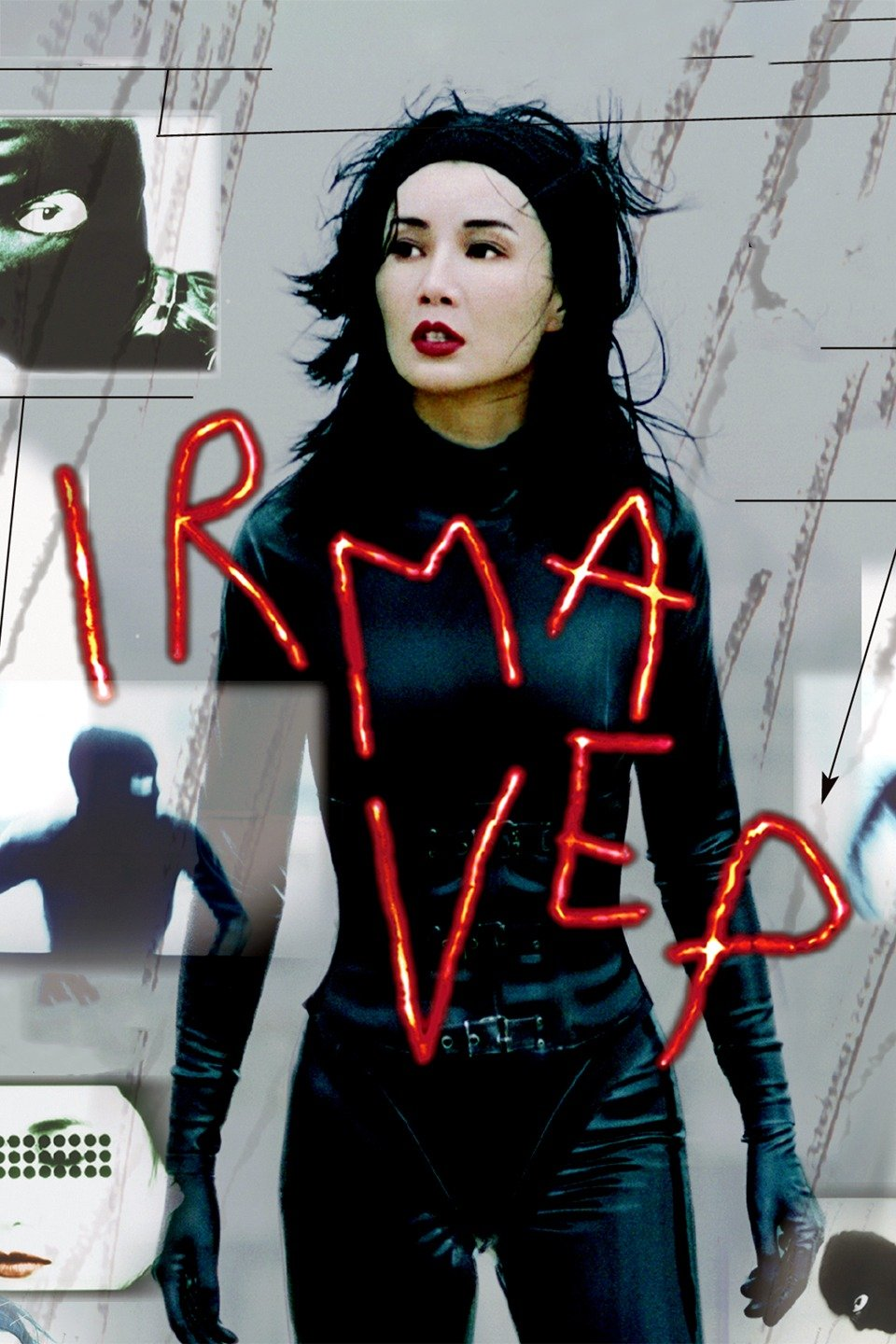 Irma Vep 1996 Full Movie Download BluRay 720p 821MB And 1080p 1.56GB