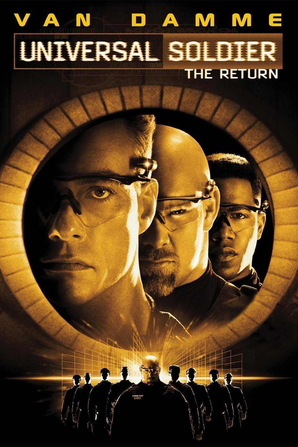 Universal Soldier The Return 1999 Full Movie Download BluRay 720p