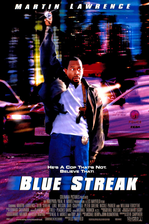 Blue Streak-Blue Streak