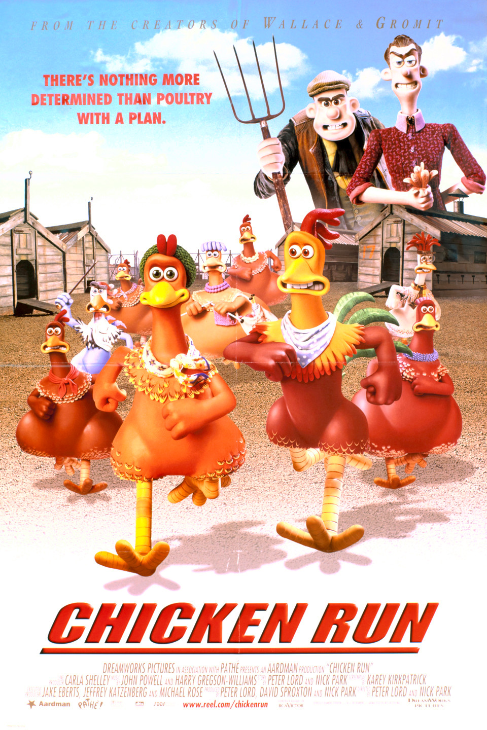 Chicken Run-Chicken Run