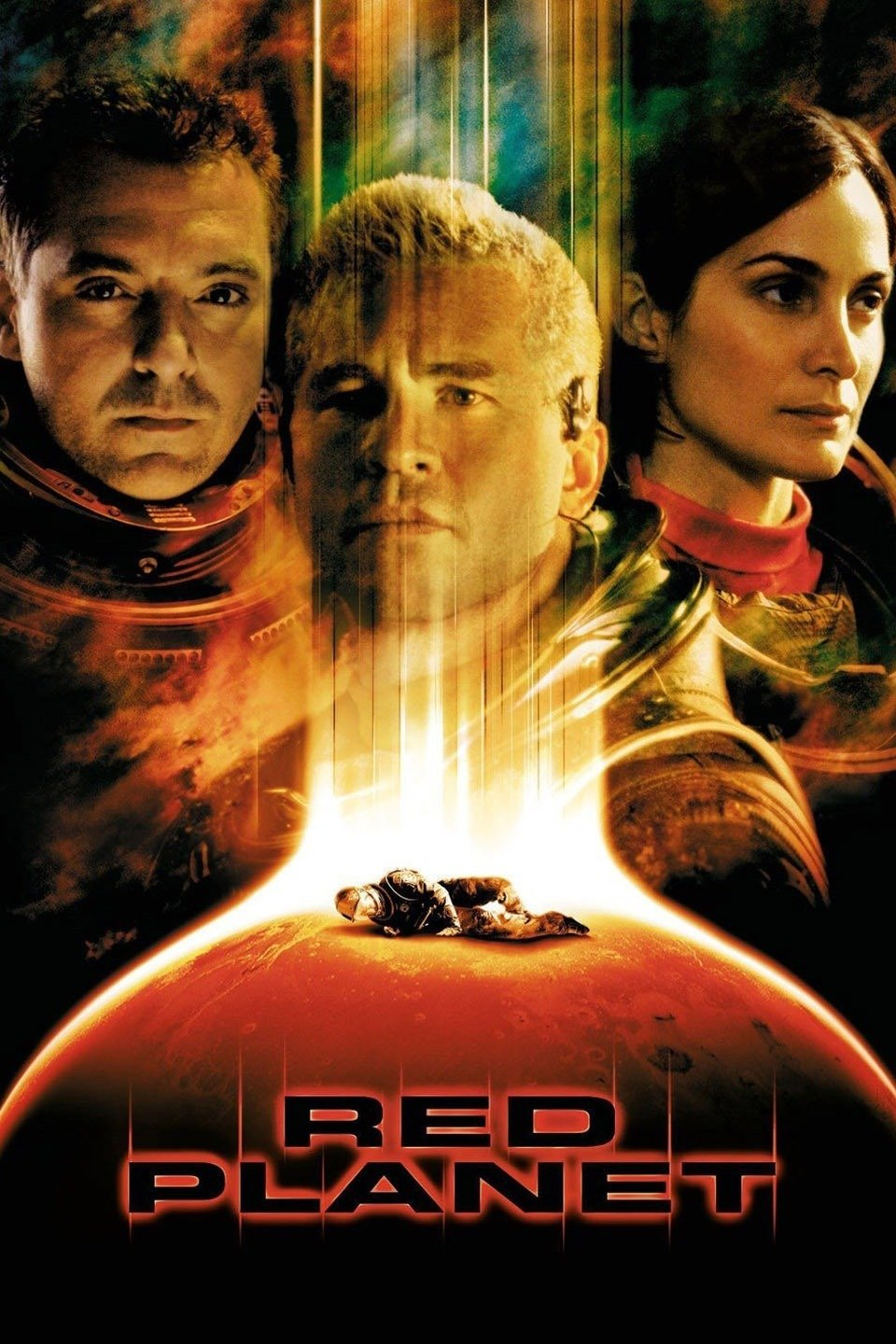 Red Planet-Red Planet