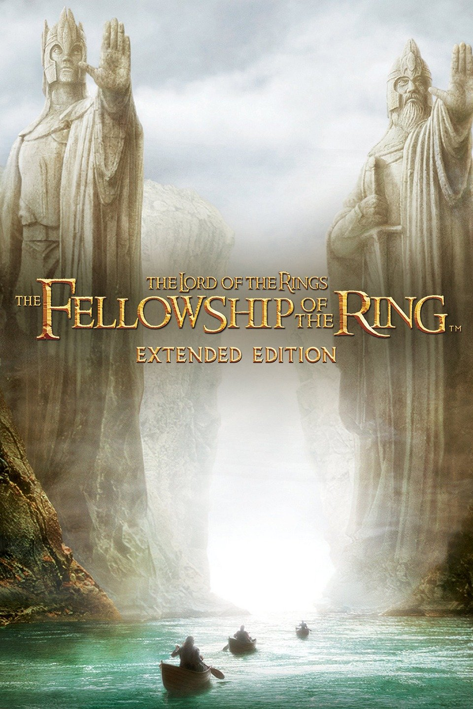 The Lord of The Rings The Fellowship of The Ring (2001) EXTENDED 720p BluRay x264 [Dual-Audio] [English Hindi DD 5.1]