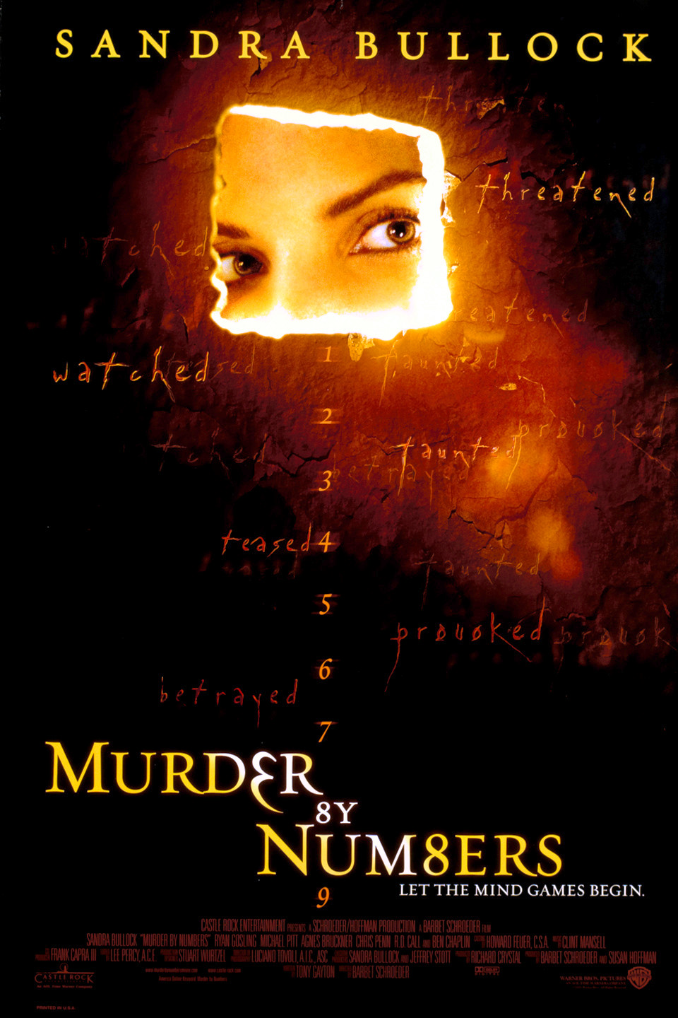 Murder by Numbers-Murder by Numbers