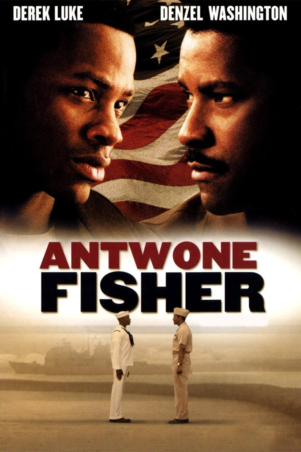 Antwone Fisher-Antwone Fisher