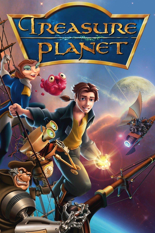 Treasure Planet-Treasure Planet