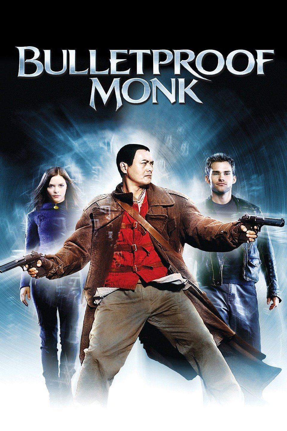 Bulletproof Monk-Bulletproof Monk
