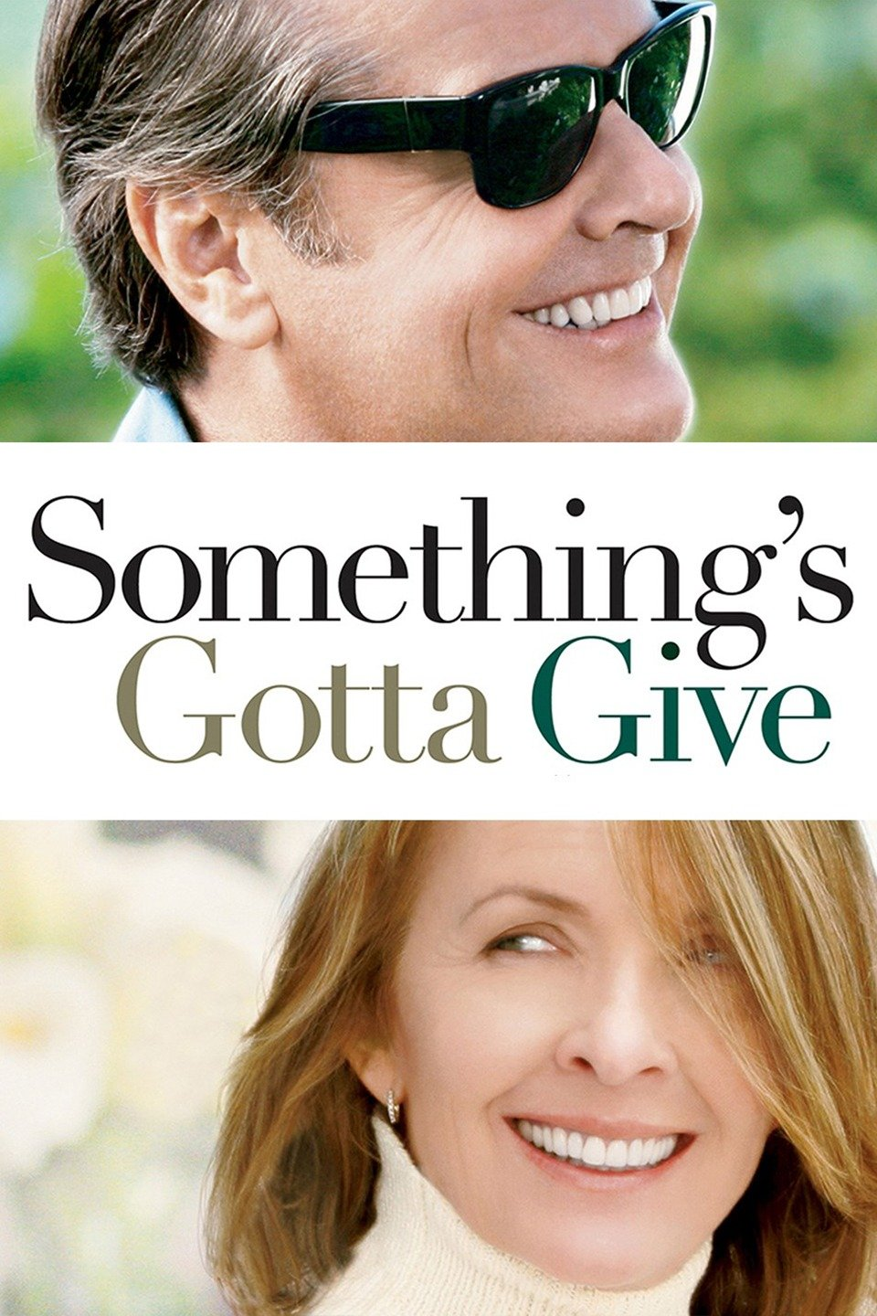 Something's Gotta Give-Something's Gotta Give