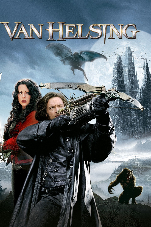 "Universal's Dark Universe ""Van Helsing"" reboot ..."