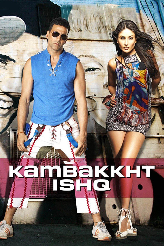 Kambakkht Isqh 2009 Hindi Full Movie Download BluRay Watch Online