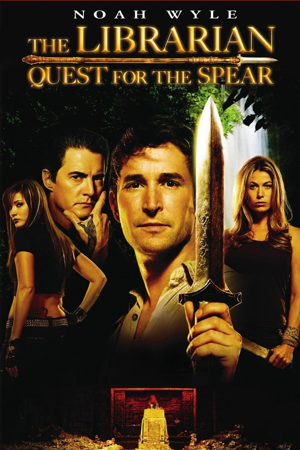 The Librarian: Quest for the Spear-The Librarian: Quest for the Spear