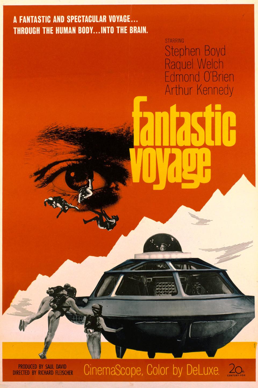 Image result for fantastic voyage