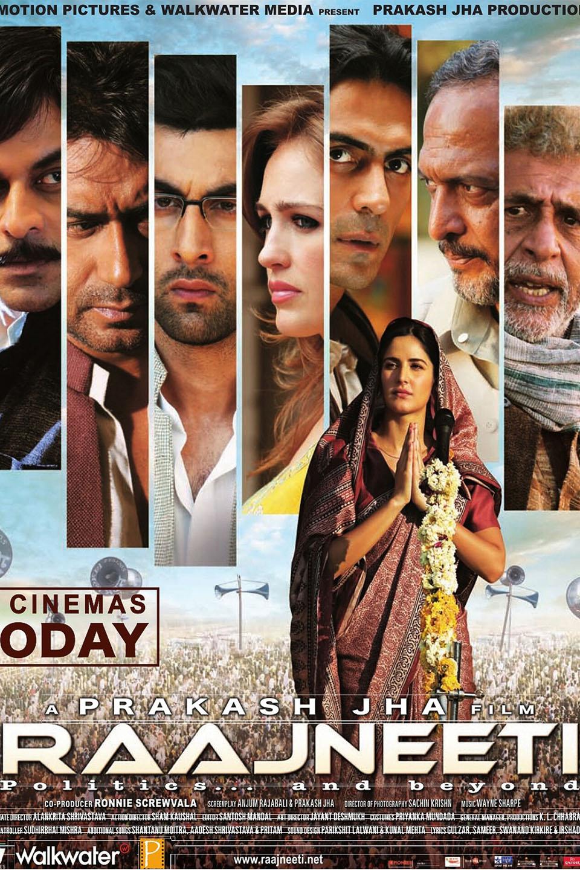 Raajneeti 2010 HD Hindi Movie Download Watch Online