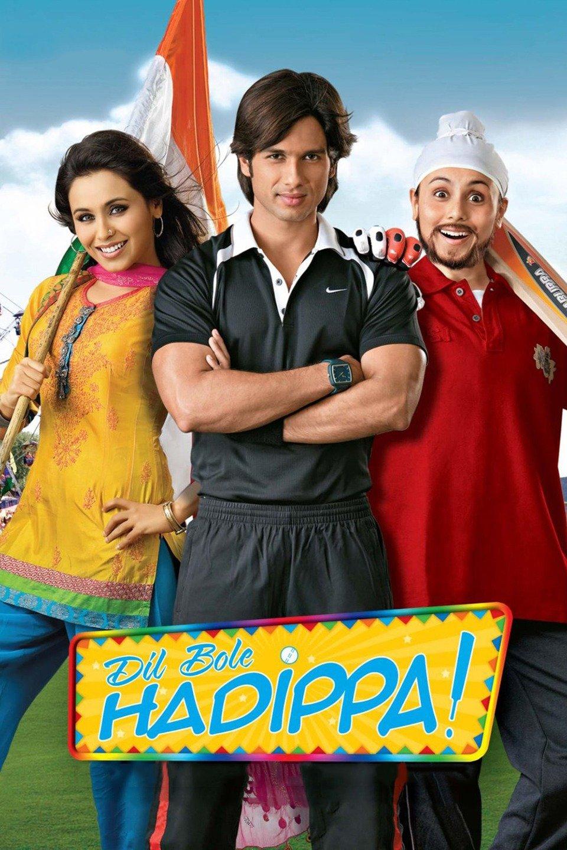 Dil Bole Hadippa 2009 720p Hindi Movie Download HD DVDRip